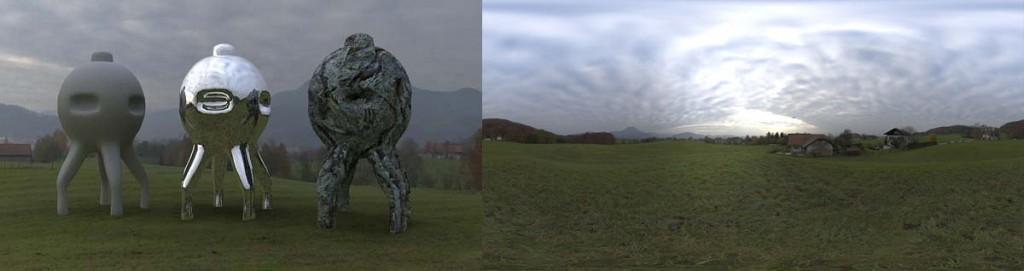 PREMIERE HDRI 360 degree panorama