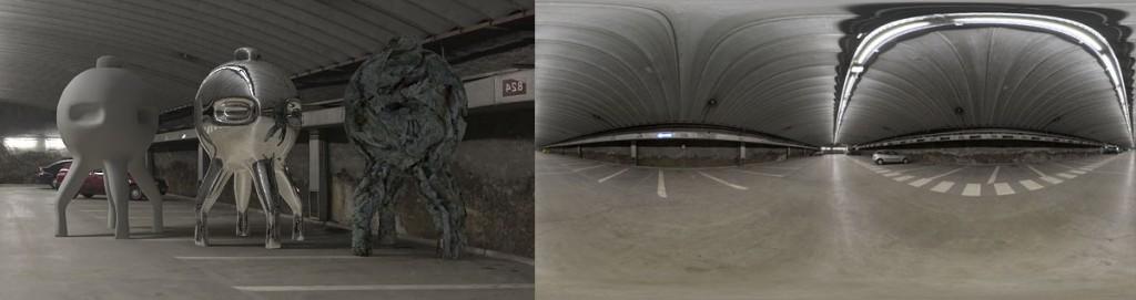 HDRI 360° garage salzburg