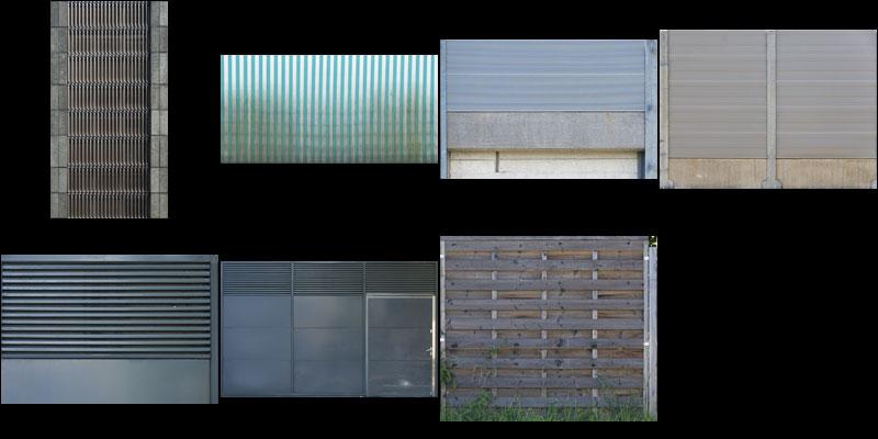building elements textures II