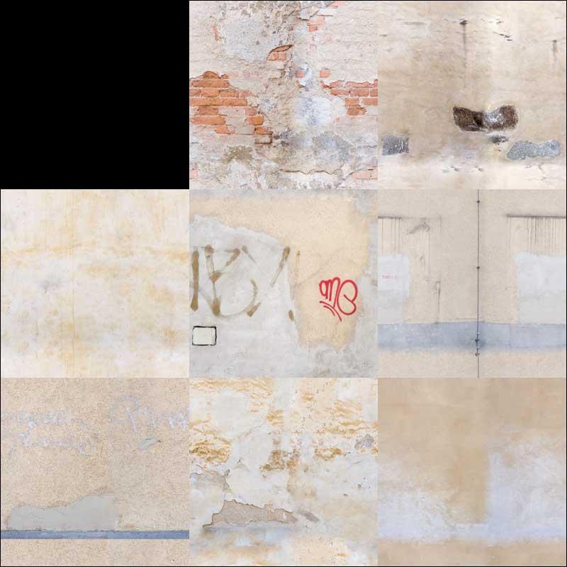 Dirty walls II