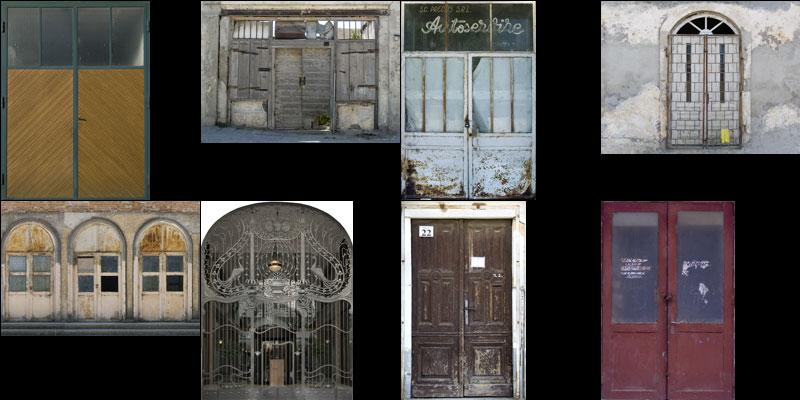 Doors Texture Pack II