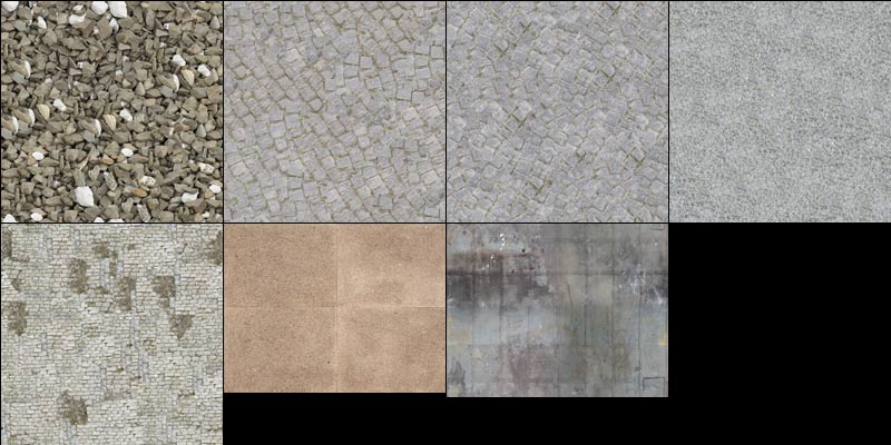 ground texture pack