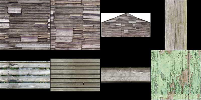 oldwood texture pack II