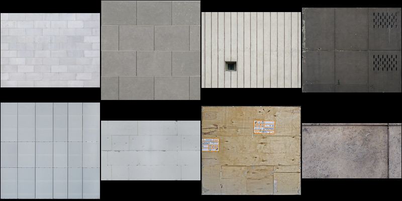 Panels Texture pack