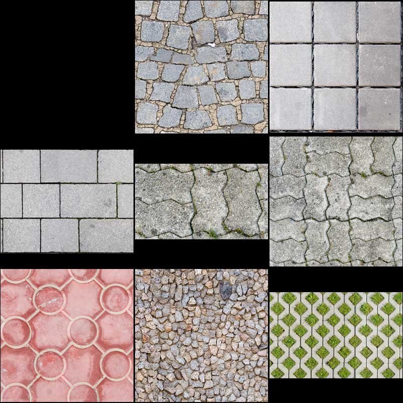 pavement texture pack