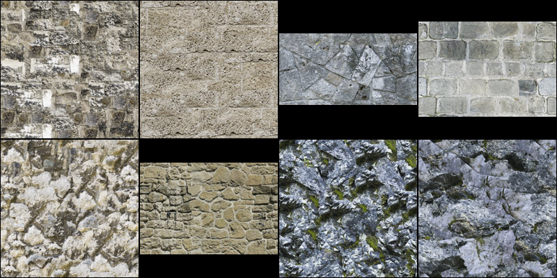 Stonewall Texture pack