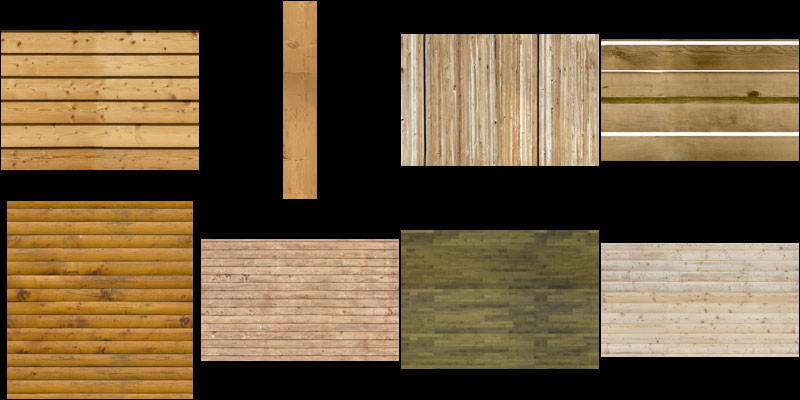 Wood planks texture packII