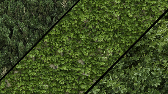 Vines texture pack
