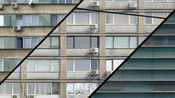 facades texture pack II