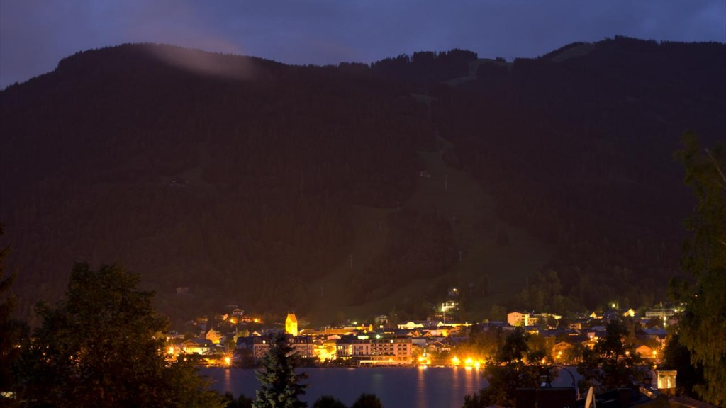 Timelapse Zell am See (Austria)