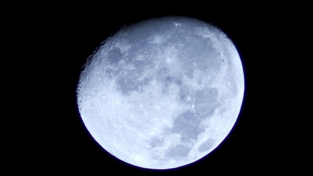 HDRI Moon