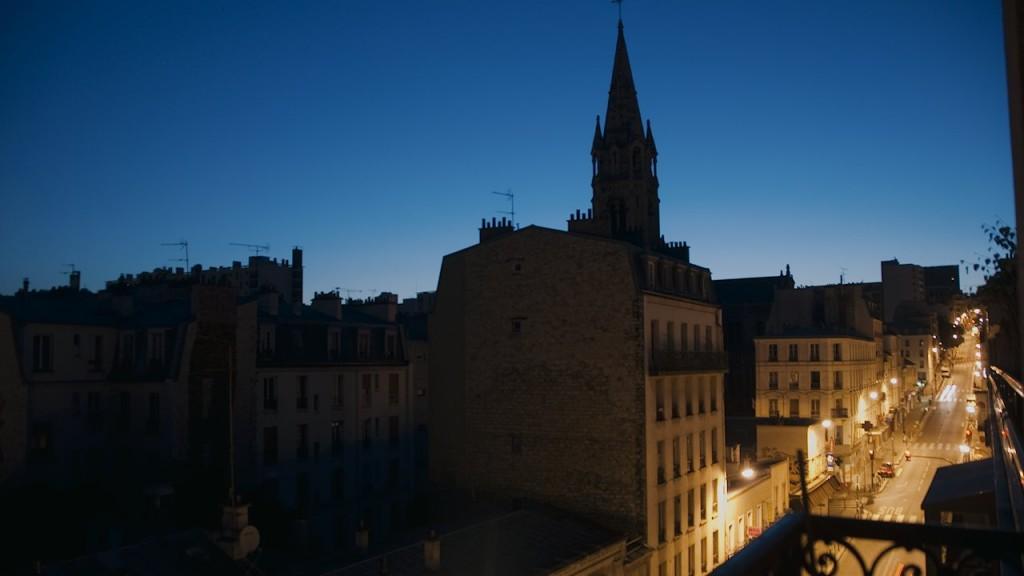 Paris Timelapse Sunrise 02