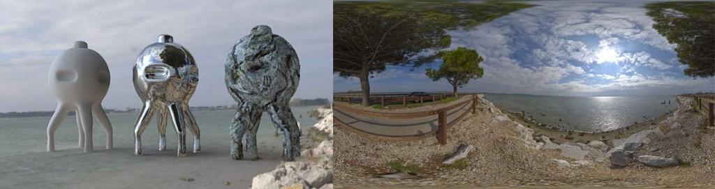 HDRI 360° Grado, Italy
