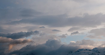 Timelapse clouds mountains
