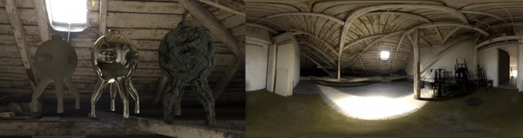 HDRI 3.0 / 360° attic