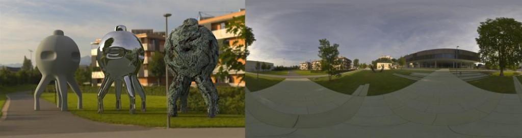 HDRI 3.0 / 360° Nonntal 03