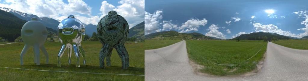 HDRI / 360° Pinzgau
