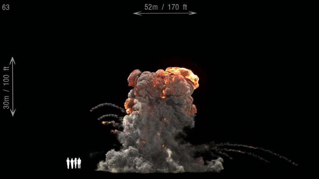 Explosion 12