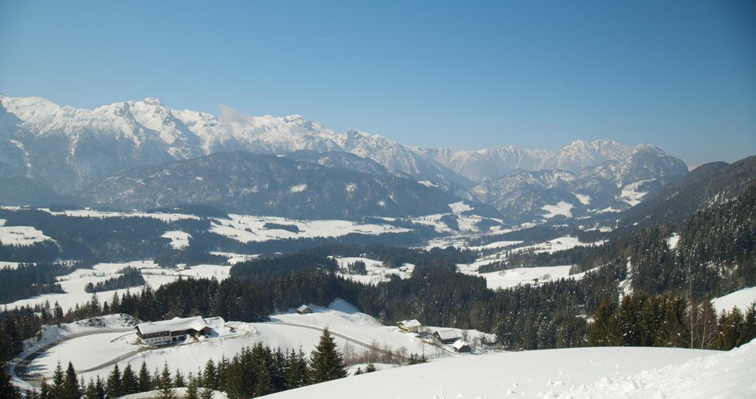 Winter HDRI